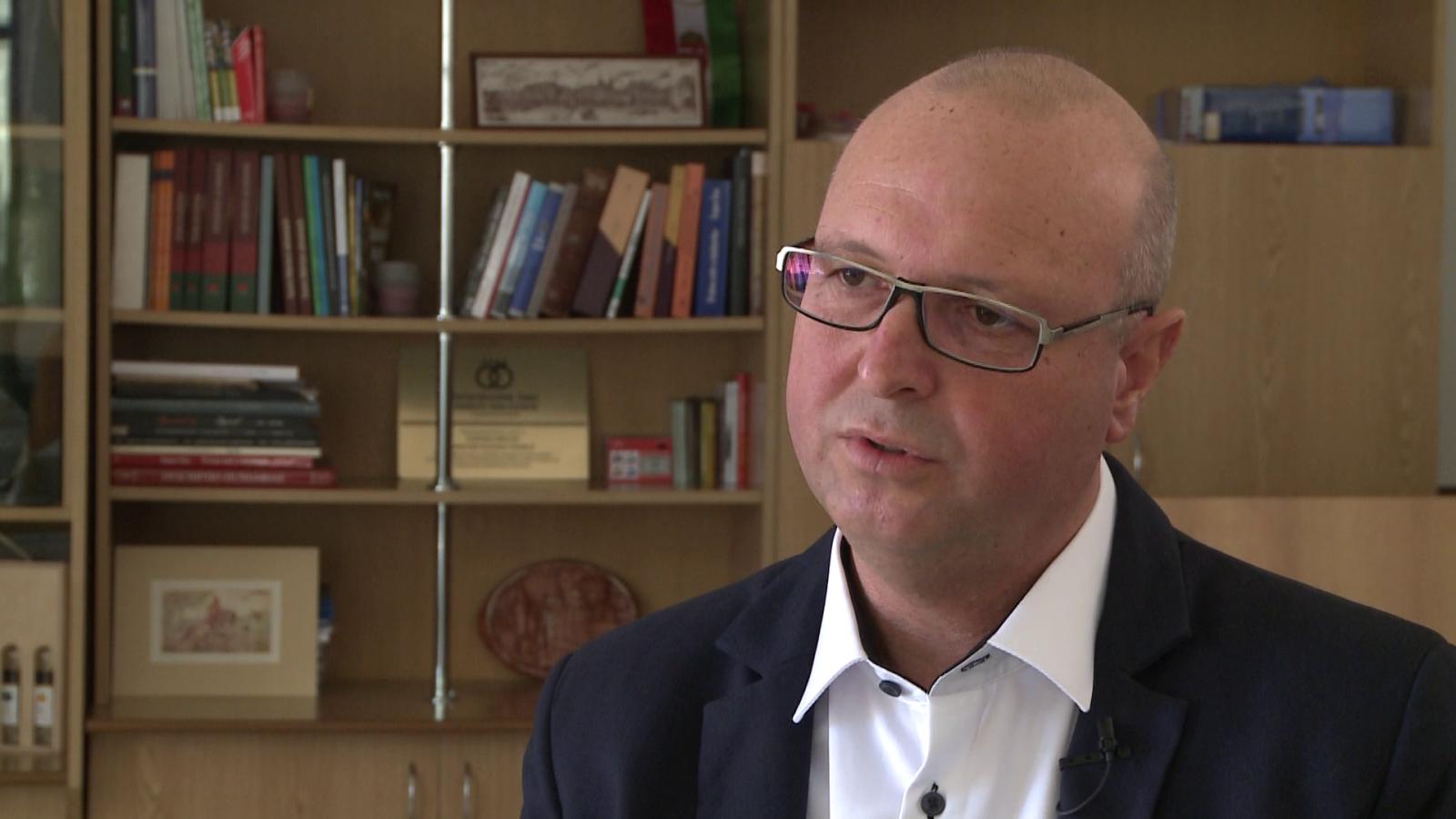 Ferenczi István, a vajdahunyadi RMDSZ-elnök