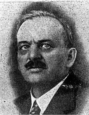 Augustin Ferentiu, Szatmárnémeti első román polgármestere   Forrás: Trianon 100.hu
