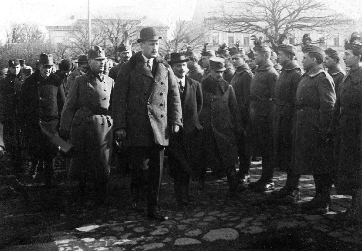Károlyi Mihály és  a Székely Hadtest | Forrás: Wikipédia